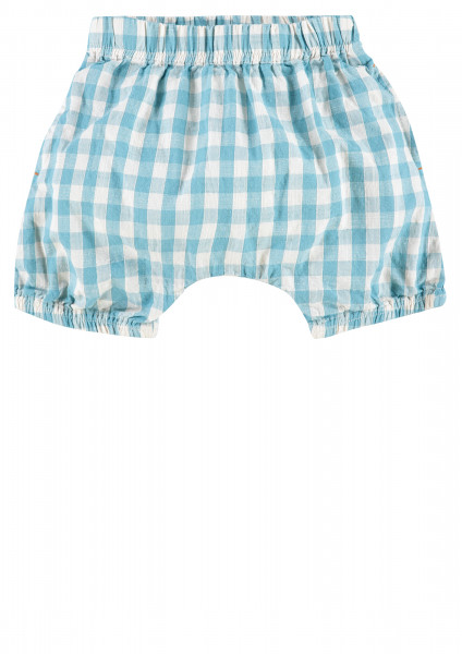 Shorts Newark Sea Blue Check
