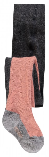 Maillot Dusty Pink color block